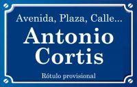 Antonio Cortis (plaza)