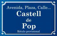 Castell del Pop (calle)