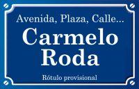 Carmelo Roda (calle)