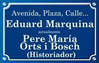 Eduard Marquina (plaza)