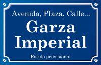 Garza Imperial (calle)