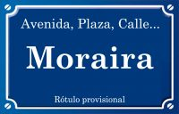 Moraira (calle)