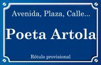 Poeta Artola (calle)