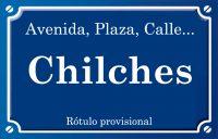 Chilches (calle)