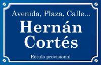 Hernán Cortés (calle)