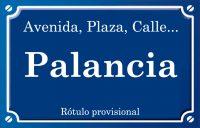 Palancia (calle)