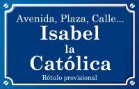 Isabel la Católica (calle)