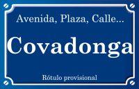 Covadonga (plaza)