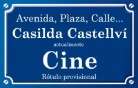 Casilda Castellví (calle)