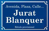 Jurado Blanquer (calle)