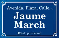 Jaume March (calle)