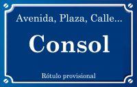 Consol (calle)