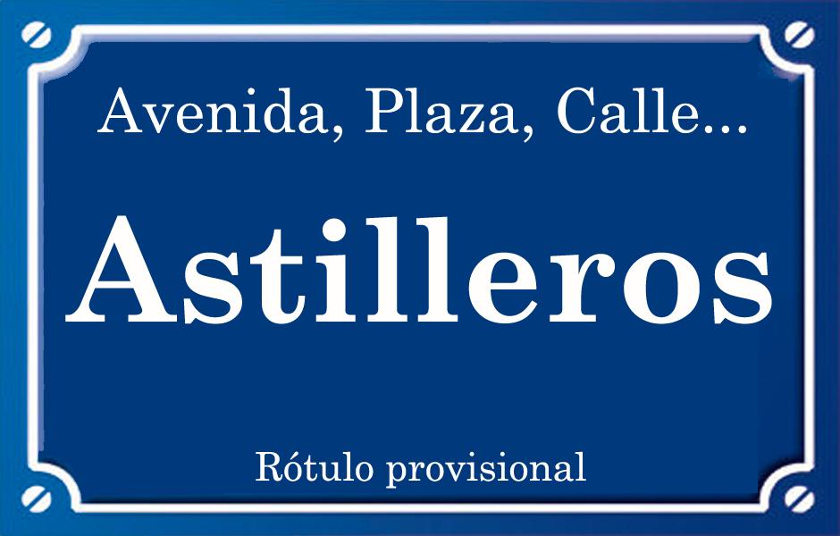 Astilleros (calle)
