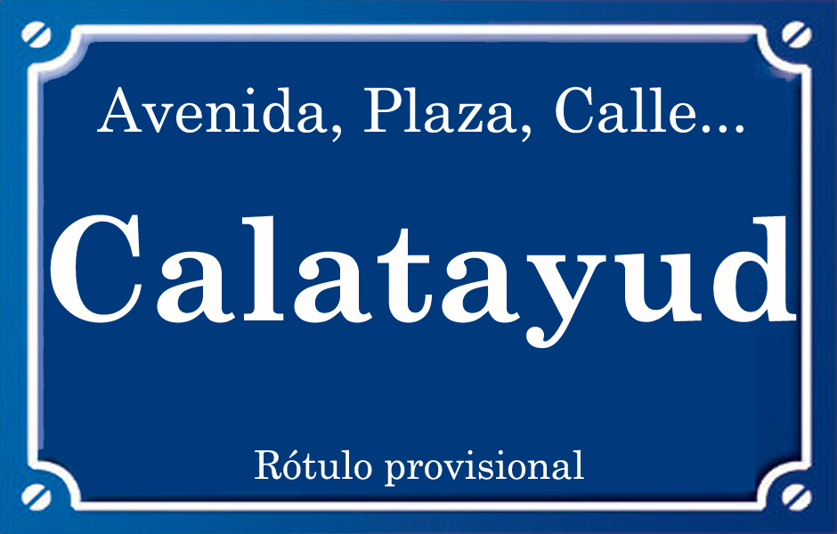 Calatayud (calle)