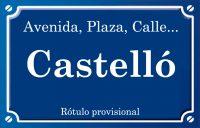 Castellón (calle)