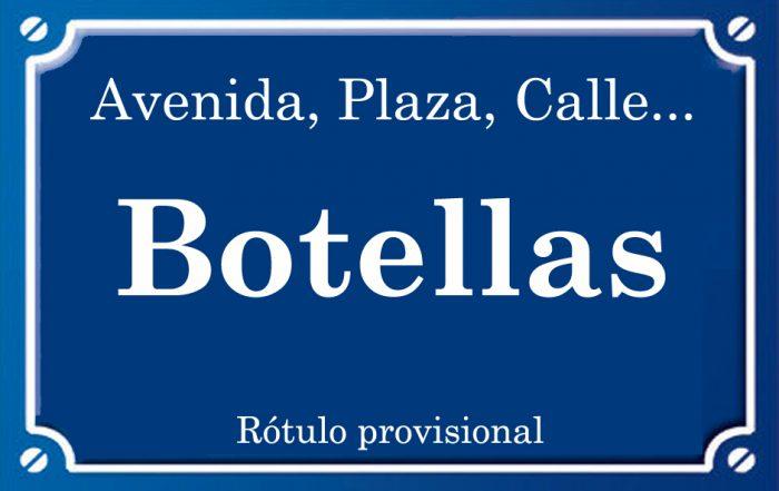 Botellas (calle)