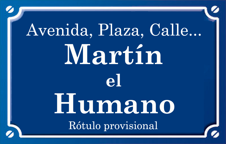 Martín el Humano (calle)