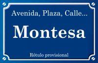 Montesa (calle)