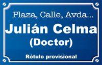 Doctor Julián Celma (calle)
