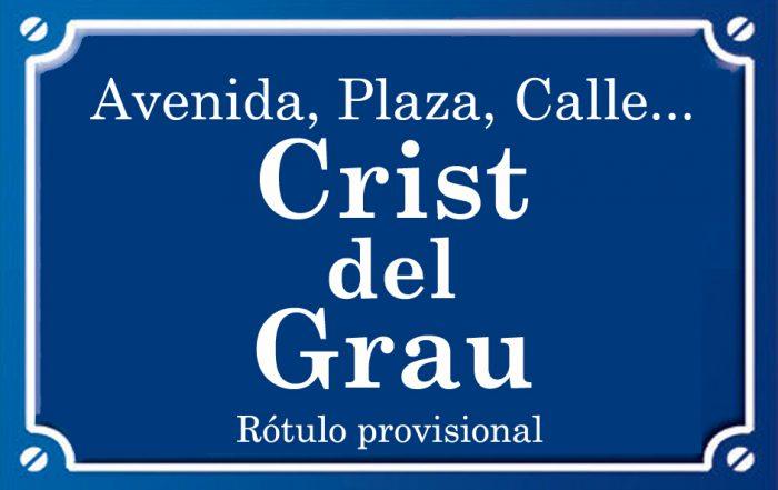 Cristo del Grao (calle)
