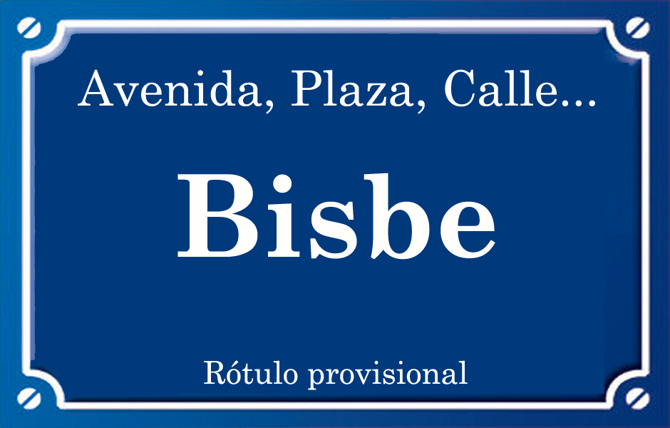 Bisbe (calle)